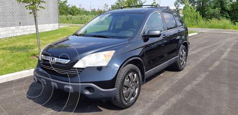 Honda CR-V EX usado (2008) color Negro precio u$s5,000