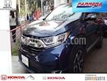 Foto venta Auto Seminuevo Honda CR-V Touring (2017) color Azul precio $465,000