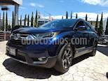 Foto venta Auto usado Honda CR-V Touring (2018) color Azul precio $460,000