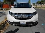 Foto venta Auto usado Honda CR-V Touring (2017) color Blanco precio $440,000