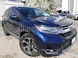 Foto venta Auto usado Honda CR-V Touring (2018) color Azul precio $410,000