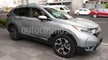 Foto venta Auto usado Honda CR-V Touring (2018) color Plata precio $498,000