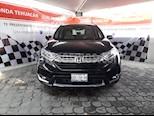 Foto venta Auto usado Honda CR-V Touring (2017) color Negro Cristal precio $445,000