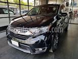 Foto venta Auto usado Honda CR-V Turbo Plus (2018) color Negro Cristal precio $413,000