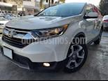 Foto venta Auto usado Honda CR-V Turbo Plus (2018) color Blanco precio $435,000