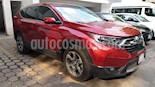 Foto venta Auto usado Honda CR-V Turbo Plus (2017) color Rojo precio $389,000