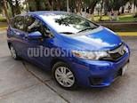 Foto venta Auto usado Honda Fit 5p Cool L4/1.5 Man (2017) color Azul precio $199,000