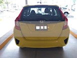 Foto venta Auto usado Honda Fit 5p Fun L4/1.5 Aut (2016) color Amarillo precio $205,000