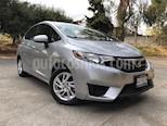 Foto venta Auto usado Honda Fit 5p Hit L4/1.5 Aut (2016) color Plata precio $215,000