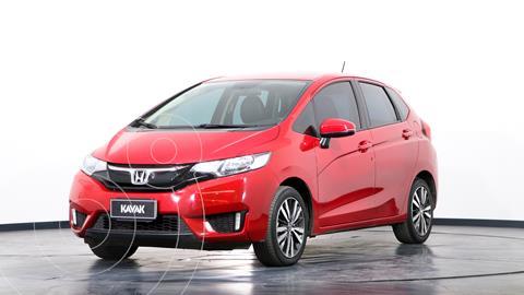 Honda Fit EXL Aut usado (2017) color Rojo precio $2.460.000