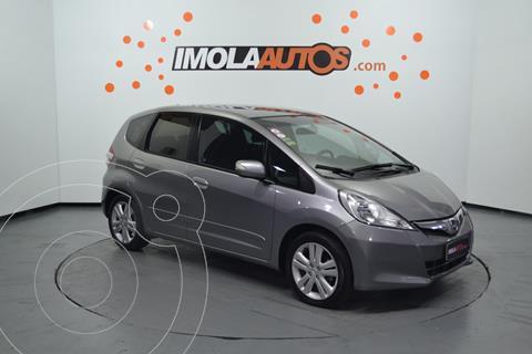 Honda Fit EXL Aut usado (2012) color Plata precio $1.400.000
