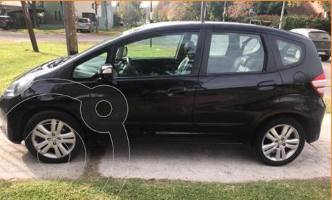 Honda Fit EX Aut usado (2014) color Negro precio $1.490.000