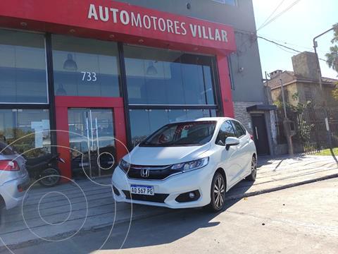 Honda Fit EXL Aut usado (2019) color Blanco Orquidea precio $2.650.000