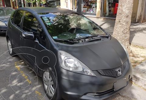 Honda Fit EX  usado (2010) color Negro precio $890.000