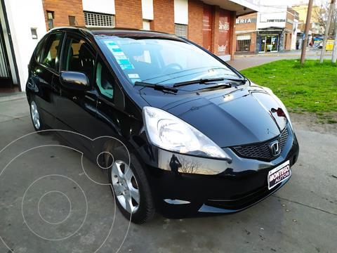 Honda Fit LX usado (2009) color Negro precio $1.000.000