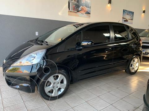 Honda Fit LX usado (2010) color Negro precio $980.000