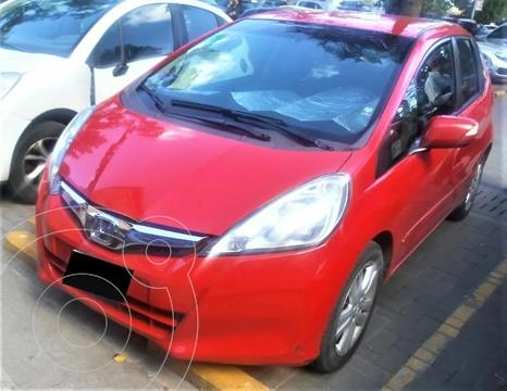 Honda Fit 1.5 EXL AT5 (120cv) (l09) usado (2015) color Rojo precio $1.350.000