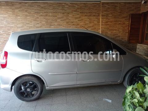 Honda Fit EX  usado (2006) color Gris Plata  precio $580.000