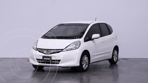 Honda Fit LXL usado (2013) color Blanco Tafetta precio $1.290.000