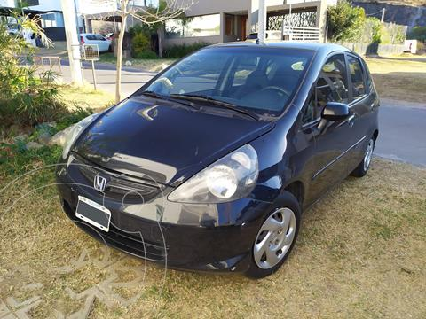 Honda Fit LX usado (2008) color Negro precio $695.000