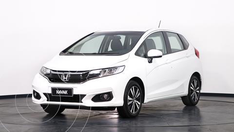 Honda Fit EXL Aut usado (2020) color Blanco Alaska precio $2.930.000