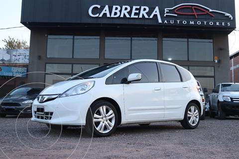 Honda Fit EXL 5 Ptas Aut  usado (2013) color Blanco precio $1.600.000