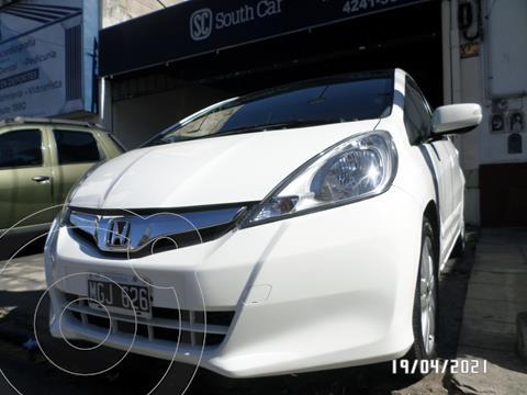 Honda Fit EX usado (2013) color Blanco precio $1.135.000