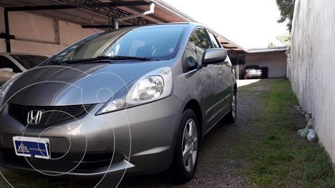 Honda Fit LX usado (2009) color Gris financiado en cuotas(anticipo $600.000)