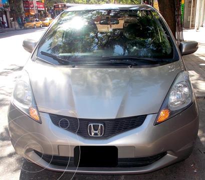 Honda Fit EX  usado (2012) color Gris precio $875.000