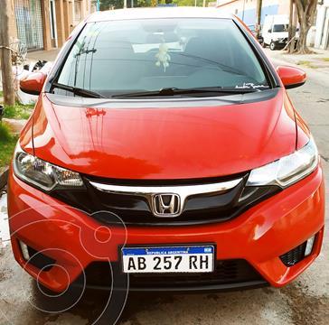 Honda Fit EXL Aut usado (2017) color Rojo precio $2.200.000