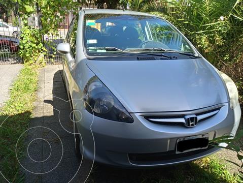 Honda Fit LX usado (2007) color Gris precio $590.000