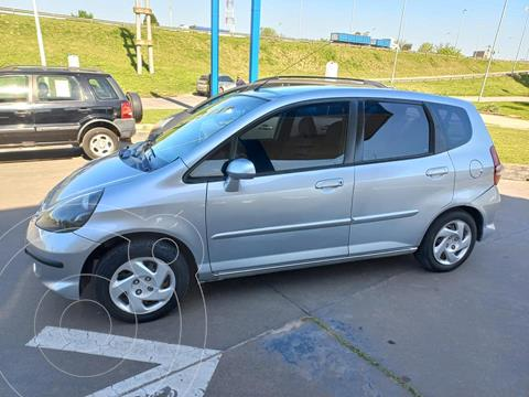 Honda Fit LX usado (2007) color Gris precio $750.000