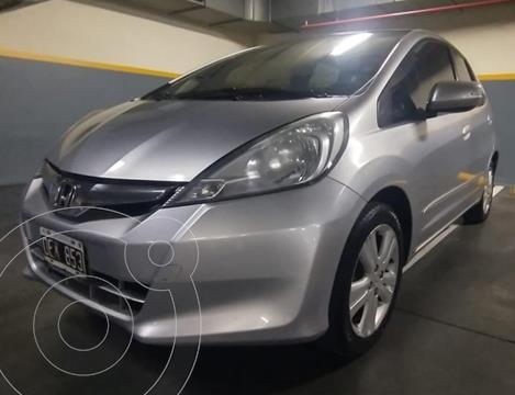 Honda Fit EXL Aut usado (2014) color Plata Alabastro precio $1.800.000
