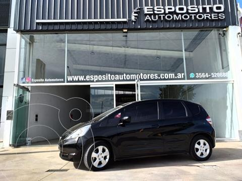 Honda Fit LXL Aut usado (2010) color Negro precio $950.000