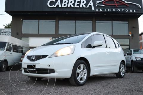 Honda Fit 1.4 LX MT IVTEC (L09) usado (2010) color Blanco precio $750.000