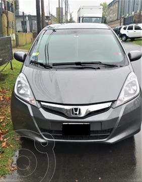 Honda Fit 1.4 Lx - l At 120cv l12 usado (2012) color Gris Oscuro precio $1.250.000