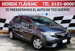 Foto venta Auto usado Honda Fit Cool 1.5L (2017) color Acero precio $198,000
