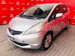 Foto venta Auto usado Honda Fit EX 1.5L Aut (2011) color Plata precio $147,000