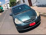 Foto venta Auto usado Honda Fit EX 1.5L (2008) color Verde Profundo precio $70,000