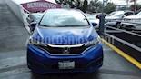 Foto venta Auto usado Honda Fit Fun 1.5L Aut (2019) color Azul precio $255,000