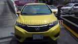 Foto venta Auto usado Honda Fit Fun 1.5L (2015) color Naranja precio $160,000