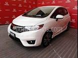 Foto venta Auto usado Honda Fit Hit 1.5L Aut (2017) color Blanco precio $242,000