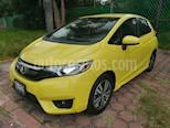 Foto venta Auto usado Honda Fit Hit 1.5L Aut (2015) color Amarillo precio $177,000
