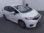 Foto venta Auto usado Honda Fit Hit 1.5L Aut (2015) color Blanco precio $170,000