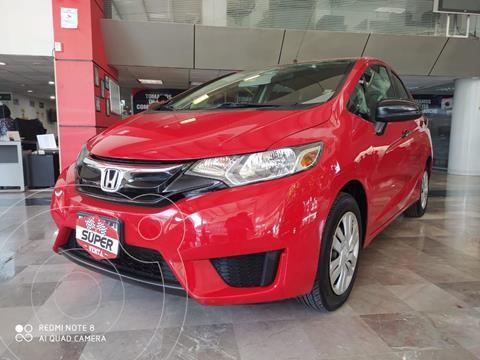 Honda Fit Cool 1.5L usado (2015) color Rojo precio $157,000