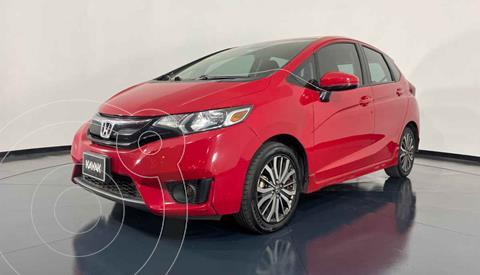 Honda Fit Hit 1.5L Aut usado (2016) color Rojo precio $192,999