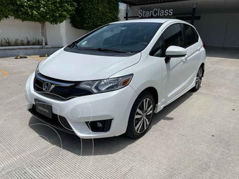 Honda Fit Hit 1.5L Aut usado (2017) color Blanco precio $215,000