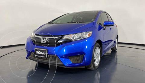 Honda Fit Fun 1.5L Aut usado (2017) color Azul precio $204,999