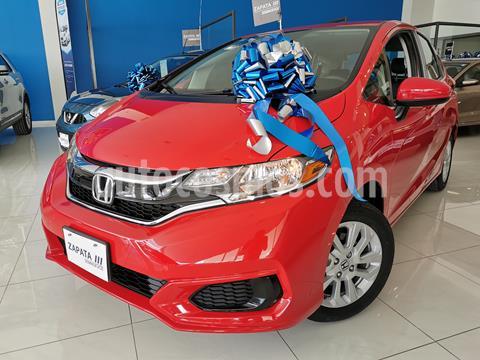 Honda Fit Fun 1.5L usado (2019) color Rojo Milano financiado en mensualidades(enganche $56,250 mensualidades desde $5,300)