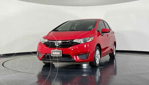 Honda Fit Fun 1.5L usado (2016) color Rojo precio $202,999